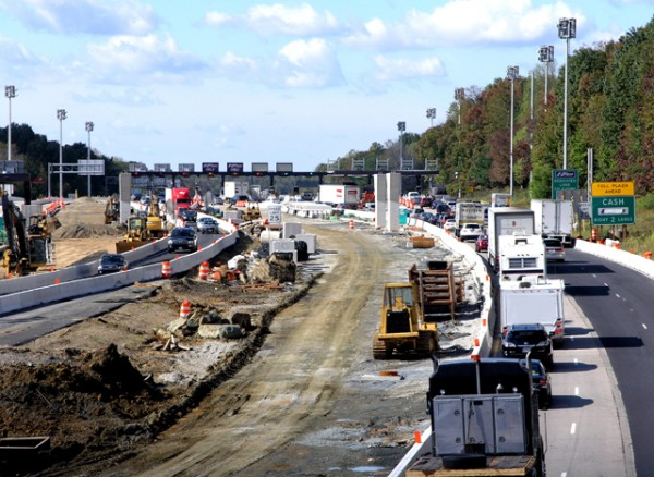 I-95 Delaware Toll Plaza Project Updates – Thanksgiving ...