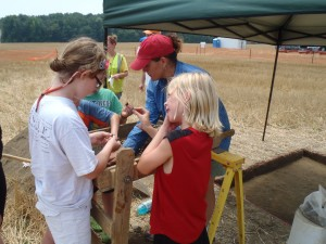 Public Outreach at the Site