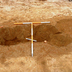Native American Pit Feature