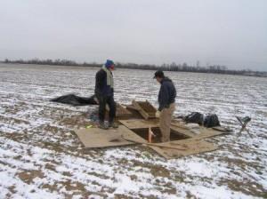 Winter Archaeology