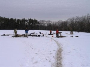 More Winter Archaeology